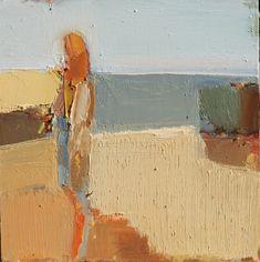 Sandy Ostrau - Seashore Path