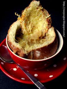 Nyár, meleg - helyett.. július, farkasordító hideg... és mit eszünk hidegben? Levest. Egy tál forró levest. Szeretem a levest. Az egyik ke...
