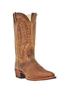 These are the cowboy boots (Dan Post DP 2245) that LaNita bought for me to go with my cowboy hat.
