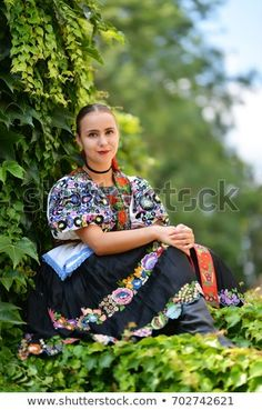 Find Slovakian Folklore Traditional Costume stock images in HD and millions of other royalty-free stock photos, illustrations and vectors in the Shutterstock collection. Thousands of new, high-quality pictures added every day. Folk Costume, Costumes, Popular, Marceline, Photo Editing, Royalty Free Stock Photos, Culture, Traditional, Illustration