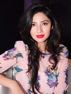 Mahira Khan, Pakistani TV actress and model
