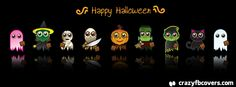 Cute Happy Halloween Facebook Cover Facebook Timeline Cover