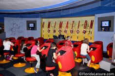 Animation at Disney Quest
