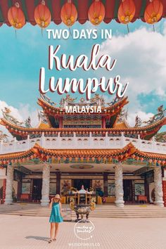 How to spend the best two days in Kuala Lumpur, Malaysia Malaysia Itinerary, Malaysia Travel, Solo Travel, Asia Travel, Kuala Lampur, Backpacking Asia, Adventure Activities, Travel Guides, Travel Tips