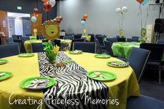 "Photo 1 of 15: Safari-Jungle Theme / Baby Shower/Sip & See ""Syn's Baby Shower"" 