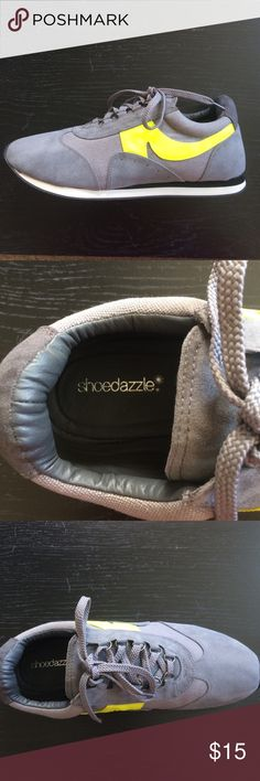 Grey ShoeDazzle Sneakers Size 10 Size 10 / Brand new / Lightweight Fashion Sneakers Shoe Dazzle Shoes Sneakers