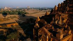 Burma's river of spirits; from BBC Travel