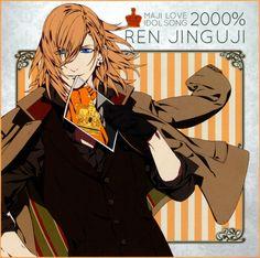 Jinguji Ren, Uta no Prince-sama