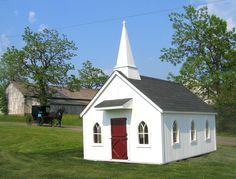 Little Cottage Chapel DIY Kit