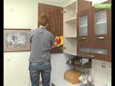 Mutfak dolapları nasıl silinir & Ev ve Dekorasyon - YouTube