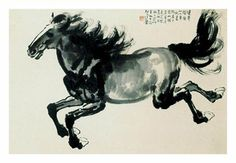 The third most profitable artist is the Chinese artist Xu Beihong is primarily known for his Chinese ink paintings of horses and birds & used his art to reflect a new modern China at the beginning of the 20th century, his work made $220 million in auction sales in 2011
