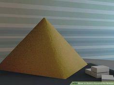 model of pyramid