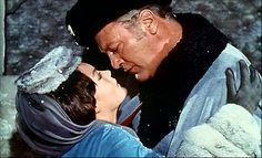 Curd Jürgens and Romy Schneider in Katja, die ungekrönte kaiserin, coach riding, confessions. Despite their age discrepancy what a unique couple and what a complete devotion. In spite of some differences with the real history, it is a true fairy story, which ended with the Tsar Alexander II's assasination in 1881, leaving Katja all alone with their 4 children, who left St Petersburg after his death and lived in Nice, France with her children and with her memories till the end of her life...