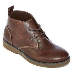 a5209400031f3 Arizona Mikey Boys Chukka Boots - Little Kids Big Kids 2 Boys