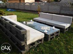 jak zrobić meble ogrodowe z palet - Szukaj w Google