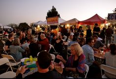Yamashiro's Farmers market - a summertime favorite for the whole family.