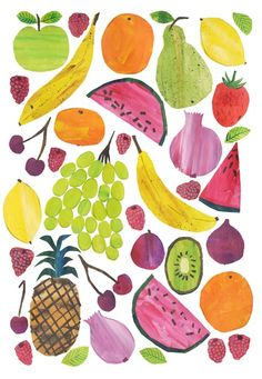Illustration by Tracey English #NutritionWallpers