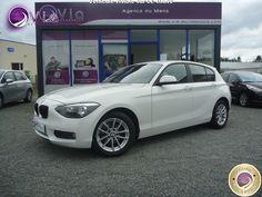 BMW SERIE 1  118d Automatique 143 ch F20 Lounge