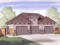 Best 26 X 32 X 10 2 Car Garage With Hip Roof Garages 400 x 300