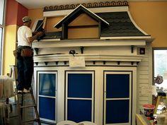American Girl Doll House....WOW!!!