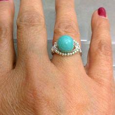 Turquoise Beauty by Jewelrybyila on Etsy