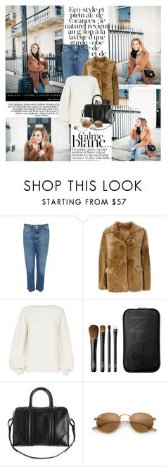 """Stop trying to be less of who you are. Let this time in your life cut you open and drain all of the things that are holding you back."" by mars ❤ liked on Polyvore featuring Eco Style, Topshop, Sylvie Schimmel, Helmut Lang, NARS Cosmetics and Givenchy"