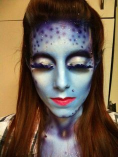 alice in wonderland caterpillar makeup - Google Search