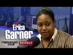 Erica Garner Breakfast Club Interview Power 105.1