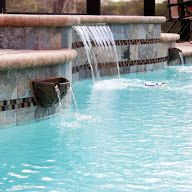 Superior Pools Water features