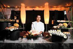 sushi bar #reception