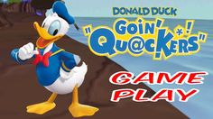 Donald Duck׃ Going Quackers Game 2 2016 by MavoTV