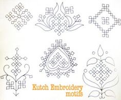 What is the connection between Celtic knots, Kutch embroidery and Pulli Kolam ? Find out as Divya N talks about the form that binds them together Kasuti Embroidery, Hand Embroidery Dress, Embroidery Neck Designs, Embroidery Works, Indian Embroidery, Hand Embroidery Patterns, Gold Embroidery, Embroidery Stitches, Blackwork