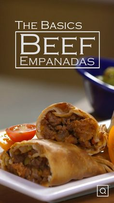Easy empanada recipe Learn how to make beef empanadas with this easy dinner recipe Flavorful and hearty this empanada recipe makes for a great weeknight dinner that your. Asian Recipes, Mexican Food Recipes, Beef Recipes, Dinner Recipes, Cooking Recipes, Mexican Dishes, Beef Empanadas, Empanadas Recipe, Easy Delicious Recipes