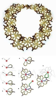 homemade jewelry business names Beading Patterns Free, Seed Bead Patterns, Beading Tutorials, Free Pattern, Loom Patterns, Embroidery Patterns, Art Patterns, Painting Patterns, Bead Jewellery