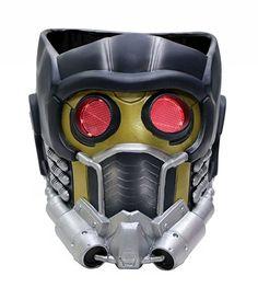 Guardians of the Galaxy Vol 2 Star Lord Helmet Mask.
