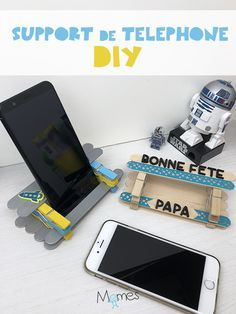 Diy Father's Day Crafts, Easy Crafts To Sell, Father's Day Diy, Fathers Day Crafts, Gifts For Father, Popsicle Stick Crafts, Craft Stick Crafts, Diy For Kids, Crafts For Kids