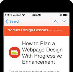 Responsive Content Lessons From Building Ink Html Email Design, Responsive Email, Web Design Inspiration, Content, Ink, How To Plan, Learning, Building, Studying