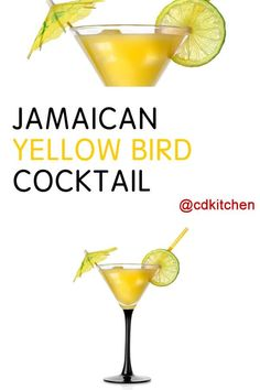 1000 images about cocktails and drinks on pinterest for Cocktail yellow bird