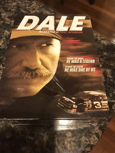 a dale earnhardt sr 6 disc dvd set narrated by paul newman new in tin