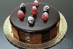 crema mousse al cioccolato di Iginio Massari da, Dolcemente con Iginio Massari