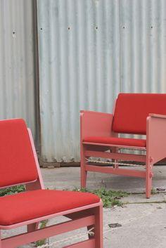 #raamsteeboers |Floris Hovers Fixed Chair