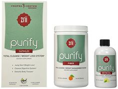 Purify Fiber Total Cleanseweight Loss System Natural Orange 105 Oz Detox Oil 7 Fl Oz 28 AM Capsules 14 PM Capsules  7 day system * Be sure to check out this awesome product.Note:It is affiliate link to Amazon.