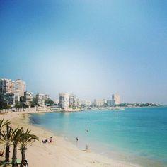 Playa La Albufereta