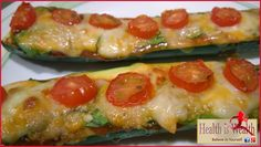 Strong and Beyond: Zucchini Pizza
