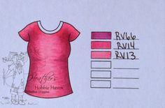 Heather's Hobbie Haven - Copic Color Combo 4-16-14