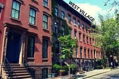 Classic West Village Streets
