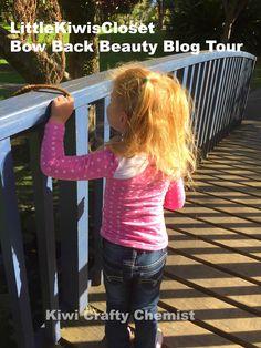 Little Kiwis Closet Bow Back beauty