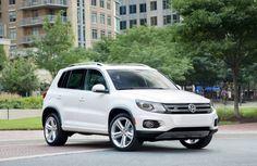 VW Tiguan   Wife car