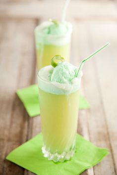 Lime Sherbet Punch recipe