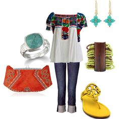 eclectic causal.  love the top